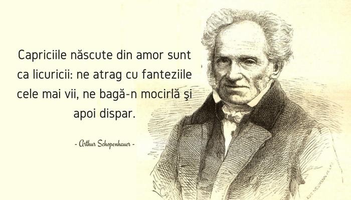 Arthur Schopenhauer-citate-ganduri