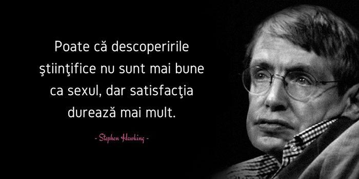 stephen hawking citate Gânduri înțelepte și pline de speranță de celebrul fizician englez  stephen hawking citate