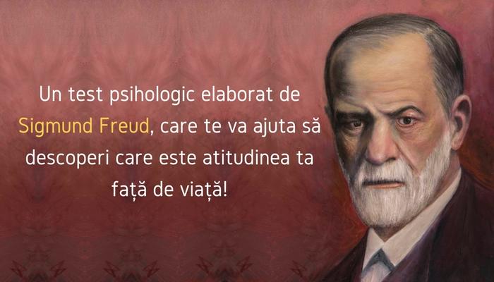 test-psihologic-sigmund-freud