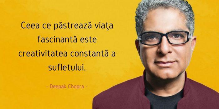 Deepak Chopra-citate-ganduri-intelepte