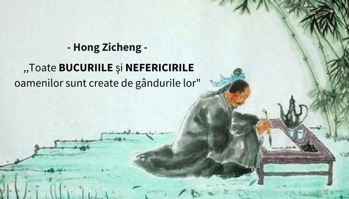 Hong-Zicheng-citate-intelepciune