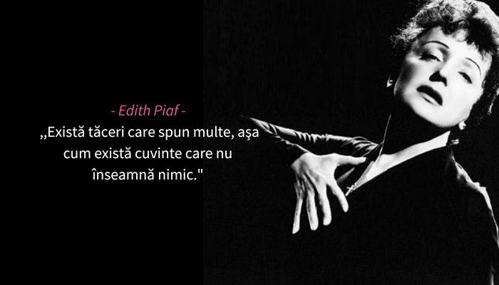 Edith Piaf-citate