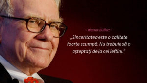 Warren Buffett-citate